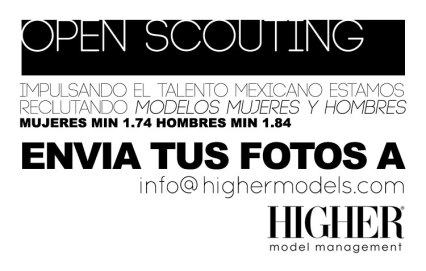 OPEN SCOUTING