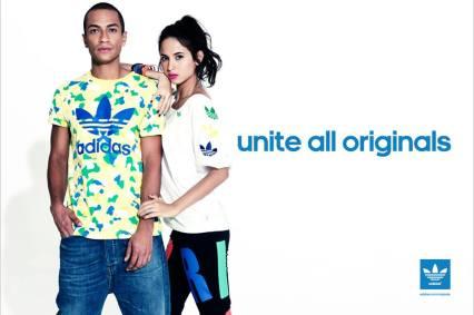 camapaña Adidas